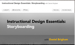 The Challenge Of Storyboarding Free Template